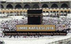 2018 Umre Kafilemizin Ten'îm Umresi